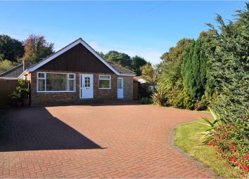 Thumbnail 5 bed detached bungalow for sale in Louth Road, Fotherby, Louth