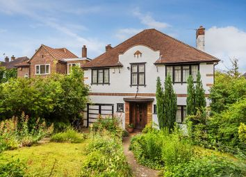 Thumbnail 4 bed detached house for sale in Manor Wood Road, Purley