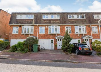 Thumbnail 4 bed terraced house to rent in Clarendon Gardens, Tunbridge Wells