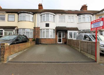 Thumbnail 3 bed terraced house for sale in Orchard Gardens, Waltham Abbey, Essex