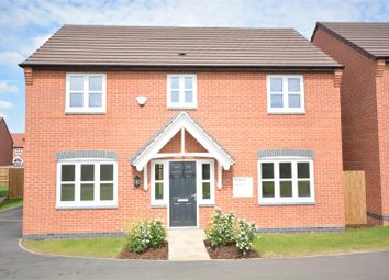 Thumbnail 4 bed detached house for sale in Wheatley Fields, Ruddington, Nottingham