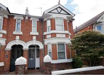 Thumbnail 3 bedroom semi-detached house for sale in Norfolk Road, Southampton