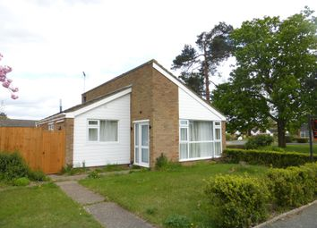 Thumbnail 2 bed detached bungalow for sale in Crowland Close, Ipswich
