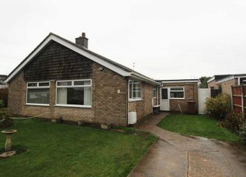 Thumbnail 3 bed semi-detached bungalow for sale in Hawthorn Crescent, Bradwell, Great Yarmouth