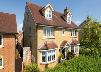 Thumbnail 5 bed detached house for sale in Ashcroft Road, Wainscott, Rochester