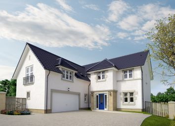 "Thumbnail 5 bed detached house for sale in ""The Ranald"" at Peel Road, Thorntonhall, Glasgow"
