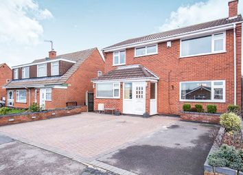 Thumbnail 6 bed detached house for sale in Blackburn Road, Barwell, Leicester