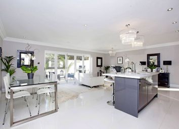 Thumbnail 4 bed detached house for sale in Kingswood Rise, Englefield Green, Egham