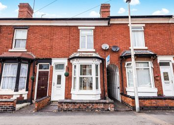 Thumbnail 3 bed terraced house for sale in Corporation Street, Wednesbury