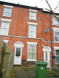 Thumbnail 3 bedroom terraced house to rent in Cromwell Street, Nottingham