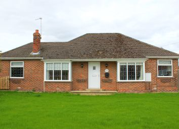 Thumbnail 3 bed detached bungalow for sale in York Road, Cliffe, Selby