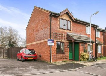 Thumbnail 2 bed end terrace house for sale in Witham Close, Taunton