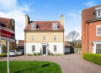 Thumbnail 5 bed detached house for sale in Highwoods, Colchester, Essex