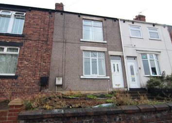 Thumbnail 3 bed terraced house to rent in Rock Terrace, New Brancepeth