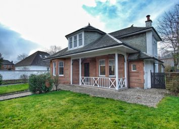 Thumbnail 4 bed detached house for sale in Herries Road, Pollokshields, Glasgow