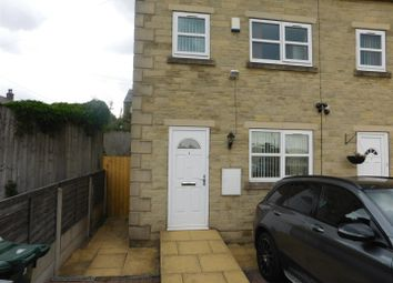 Thumbnail 3 bed end terrace house to rent in Huddersfield Road, Bradford
