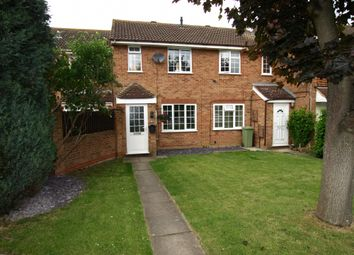 Thumbnail 2 bed terraced house for sale in Wordsworth Avenue, Newport Pagnell, Buckinghamshire