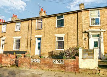Thumbnail 4 bedroom terraced house for sale in Norwich Road, Ipswich
