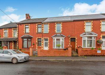 Thumbnail 3 bed terraced house for sale in Coronation Street, Aberkenfig, Bridgend