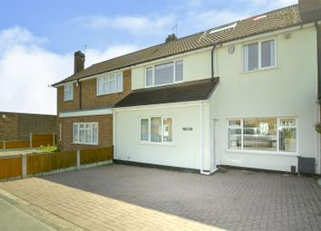 Thumbnail 5 bed terraced house for sale in Woodstock Road, Toton, Beeston, Nottingham