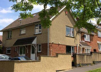 Thumbnail 2 bedroom end terrace house for sale in Bishport Avenue, Hartcliffe, Bristol