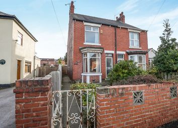 Thumbnail 3 bed semi-detached house for sale in Woodhouse Lane, Beighton, Sheffield