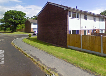 Thumbnail 1 bed flat to rent in Merebrook Walk, Crewe, 6Nh