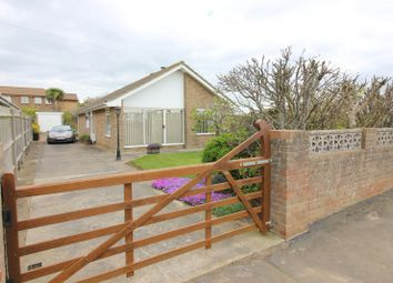 Thumbnail 3 bed bungalow for sale in Firle Road, Peacehaven