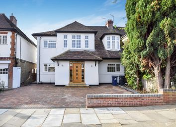 Thumbnail 5 bed semi-detached house for sale in Stuart Avenue, London
