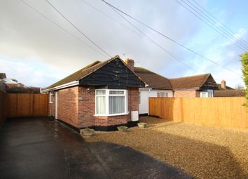 Thumbnail 2 bed semi-detached bungalow for sale in Canns Lane, Puriton, Bridgwater
