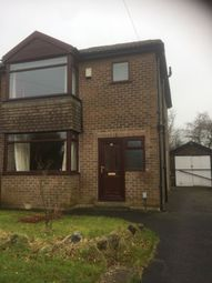 Thumbnail 3 bed semi-detached house to rent in Overton Drive, Bradford