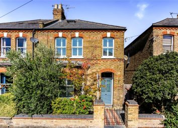 Thumbnail 3 bedroom semi-detached house for sale in St Marks Road, Windsor, Berkshire