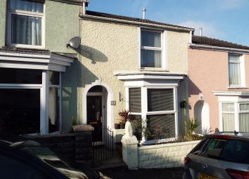 Thumbnail 2 bed terraced house for sale in 4 Castle Square, Mumbles, Swansea