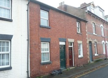Thumbnail 2 bed town house to rent in Canonmoor Street, Hereford