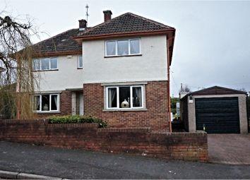 Thumbnail 3 Bed Detached House For In Lammermuir Drive Paisley