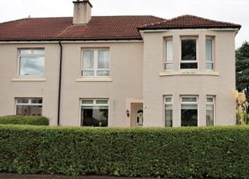 Thumbnail 3 bedroom flat for sale in Fulwood Place, Glasgow