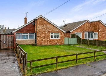 Thumbnail 3 bedroom detached bungalow for sale in College Road, Hockwold, Thetford
