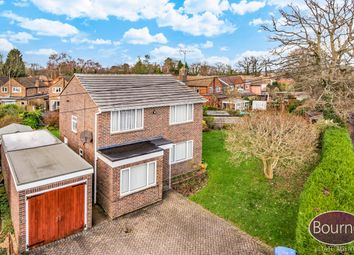 Thumbnail 3 bed detached house for sale in Briarwood Road, Woking