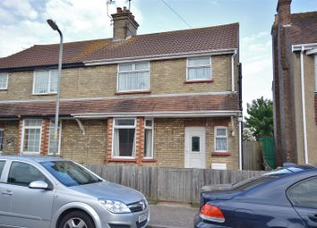 Thumbnail 3 bed semi-detached house for sale in Victory Road, Clacton-On-Sea