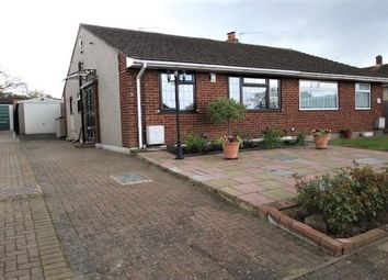 Thumbnail 2 bed bungalow for sale in St Laurence Close, St Pauls Cray, Orpington
