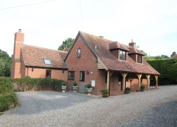 Thumbnail 4 bed detached house for sale in Spring Lane, Cold Ash, Thatcham