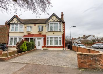 Thumbnail 4 bedroom end terrace house for sale in Langley Drive, London