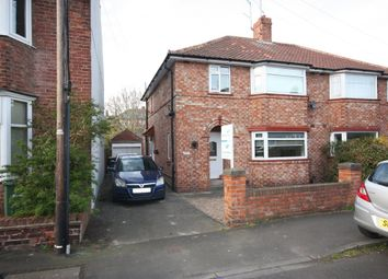 Thumbnail 1 bed flat to rent in Moorland Road, York