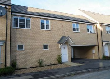 Thumbnail 2 bedroom maisonette to rent in Apollo Avenue, Cardea, Stanground, Peterborough