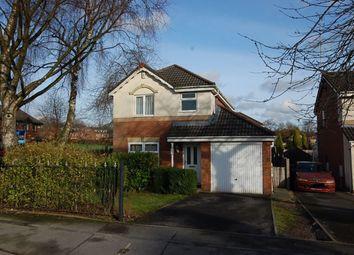 Thumbnail 3 bed detached house for sale in Ryebank Grove, Ashton-Under-Lyne