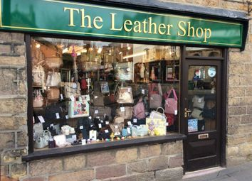 Thumbnail Retail premises for sale in Chapel Street, Belper