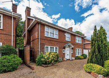 Leicester Close, Henley-On-Thames, Oxfordshire RG9. 3 bed detached house