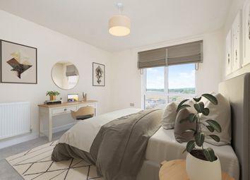 Thumbnail 2 bedroom flat for sale in Ploughman Way, Trumpington, Cambridge