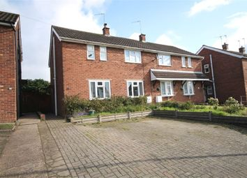 Thumbnail 3 bed semi-detached house to rent in Valley Road, Galley Common, Nuneaton
