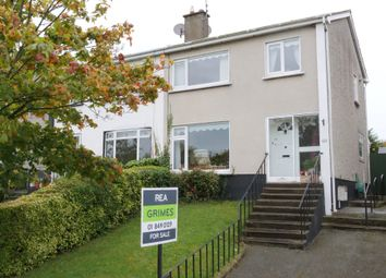 Thumbnail 3 bed semi-detached house for sale in 40 Hillside Gardens, Skerries, Dublin